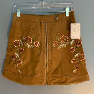 NWT Free People skirt